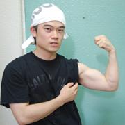 チーフトレーナー 中嶋拳太